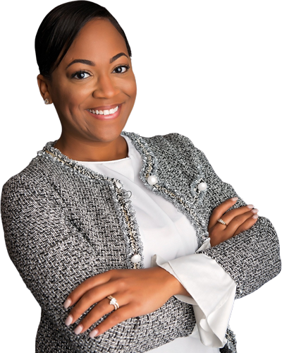 Selena Lawrence CEO of credit repair company Millennium Financial Services